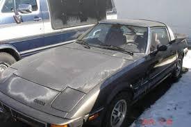 mazda rx7 1985 interior. 1985 mazda rx7 for sale in decatur il rx7 interior