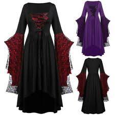 Women's <b>Plus Size</b> Skull Lace <b>Patchwork Bandage</b> Bell Sleeve ...