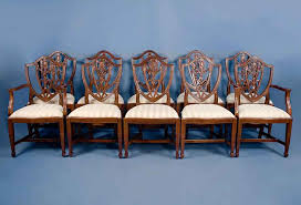 antique dining room chairs marcela