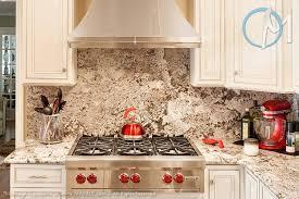 Backsplash For Bianco Antico Granite Decor Awesome Design Ideas