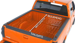 How To Measure Your Truck Bed For Tonneau Covers, Bedliners, And ...