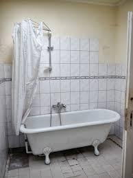 Dusch Vorhang Dekorieren Selbermachen Deko Ideen Badezimmer Selber