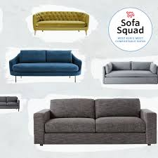 the most comfortable sofas at west elm tested reviewed apartment therapy