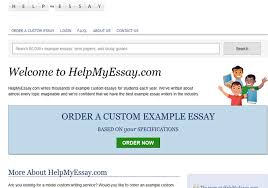 looking for the best custom writing service  helpmyessay com