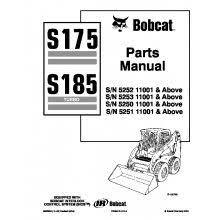 best 25 bobcat s185 ideas on pinterest hilti tools, hilti power Bobcat Skid Loader Parts Diagrams bobcat s175, s185 turbo skid steer loader parts manual pdf bobcat 742b skid loader parts diagrams