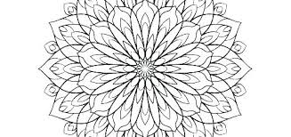 Flower Coloring Pages Printable Free Coloring Pages