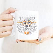 Отзывы на Медведь <b>Кружка</b> Для Кофе Чашки Чая. Онлайн ...