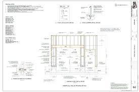door jamb detail plan. Garage Door Detail Striking Image Ideas Plans Specs Probably Fantastic Nice . Jamb Plan