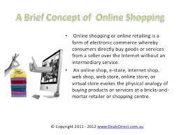 advantages and disadvantage of online shopping dealsdirect com au 2
