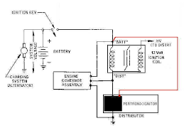 volt ignition coil wiring diagram image wiring the pertronix on 12 volt ignition coil wiring diagram