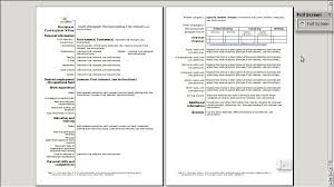 Resume Templates For Openoffice Impressive Resume Templates For Openoffice Resume Templates For Open Office