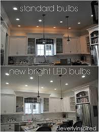 recessed lighting kitchen. brilliant recessed brightest recessed lighting for kitchen cleverlyinspired 8 throughout recessed lighting kitchen c