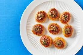 mushroom vol au vents recipe great