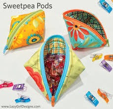 Sweetpea Pods Make It & Take It - The Quilting Needle & Sweetpea_web2 Adamdwight.com