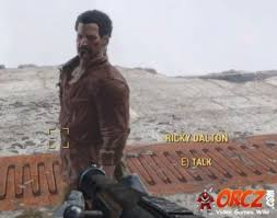 Fallout 4: Ricky Dalton - Orcz.com, The Video Games Wiki