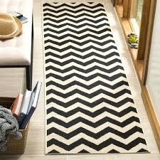 courtyard chevron black beige indoor outdoor rug red and white