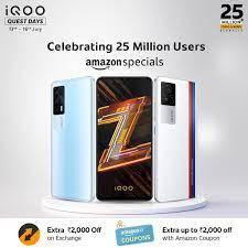 صحيفة الإرسال » عدد مستخدمو iQOO يصل إلى 25 مليون مستخدم على مستوى العالم..  والشركة تعقد صفقات خاصة للاحتفال