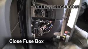 interior fuse box location chevrolet silverado  interior fuse box location 2007 2013 chevrolet silverado 1500 2008 chevrolet silverado 1500 lt 5 3l v8 extended cab pickup 4 door