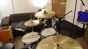 How To Convert A Garage Into A Soundproof Drum Room U0026 Studio  YouTubeSoundproofing A Bedroom For Drums