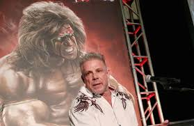 Ultimate warrior is gay