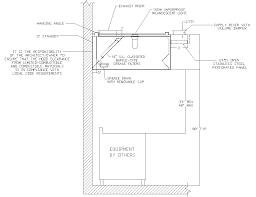 nd exhaust hood depot drawings