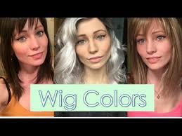 Wig Color Options Rene Of Paris Amore Noriko
