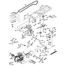 husqvarna lawn tractor parts model yth2148 sears partsdirect drive
