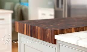 walnut butcher block countertops black walnut butcher block shock island s photos home interior 5