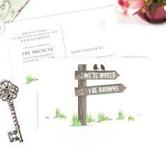 Announcement Postcards Change Of Address Postcards Free Restaurant Change Of Address