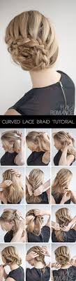 Lace Hair Style best 20 lace braid ideas simple braided hairstyles 2044 by wearticles.com