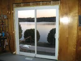 installing patio door ply gem patio door installation instructions patio doors installation extremely