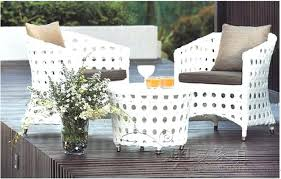 outdoor furniture white. Brilliant Outdoor White Patio Table Aluminum Outdoor Dining Amp Chairs  Furniture Glass Top  Wicker  In Outdoor Furniture White