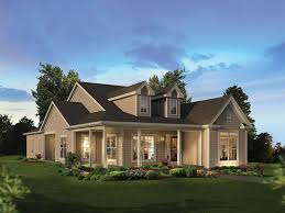 southern house plans wraparound porch