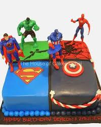 Avengers Birthday Cake Pictures Luxuriousbirthdaycakegq