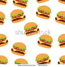 cheeseburger pattern. Exellent Cheeseburger Pattern Seamless Burgers Intended Cheeseburger Pattern R