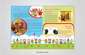 school brochure design ideas brochure design in noida delhi india corporate brochure