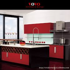 Red Lacquer Kitchen Cabinets Popular Kitchen Cabinets Red Buy Cheap Kitchen Cabinets Red Lots