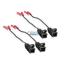 gmc wiring harness 2x speaker wiring harness adapter 72 4568 for 1985 up gmc chevy buick cadillac