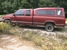 1998 chevy silverado 2500 6 5 l turbo sel truck wrecked