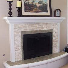 inspirational gas fireplace surround ideas white glass tile fireplace surround homes