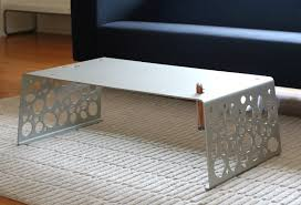 Idea Coffee Table Coffee Table Latest Aluminum Coffee Table Design Ideas Aluminum
