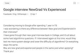 Interview Questions For New Graduates Interview Compensation And Job Advice For New Graduates From
