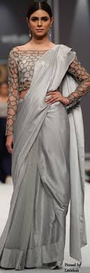 Full Sleeves Saree Designs 25 Stylish Full Sleeve Saree Blouse Designs Embrace