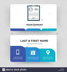 Personal Details Business Card Design Template Visiting