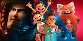 Every Pixar Movie Releasing After Luca ...