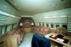air force one office. private living quarters for the president and first lady onboard air force one office