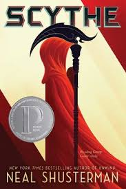 scythe book by neal shusterman official publisher page simon schuster