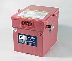 G 639e Gill Battery