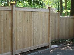 Wood Fence Offered at New Jerseys Premier Fence Company Everlast