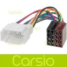 honda cr v fr v hr v iso wiring harness connector stereo radio honda cr v fr v hr v iso wiring harness connector stereo radio